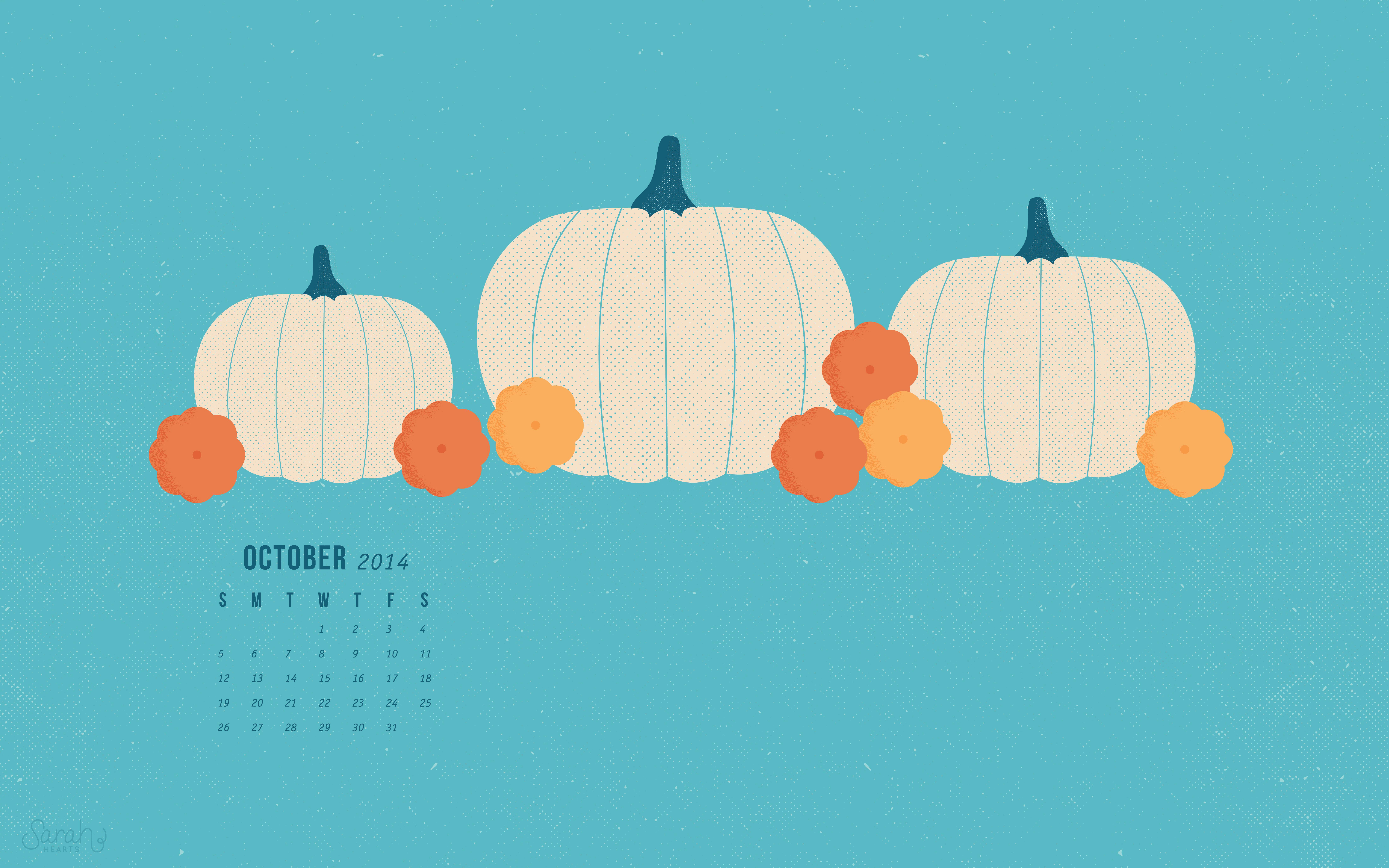 Design Love Fest Wallpaper Fall October 2014 Calendar Wallpapers Sarah Hearts
