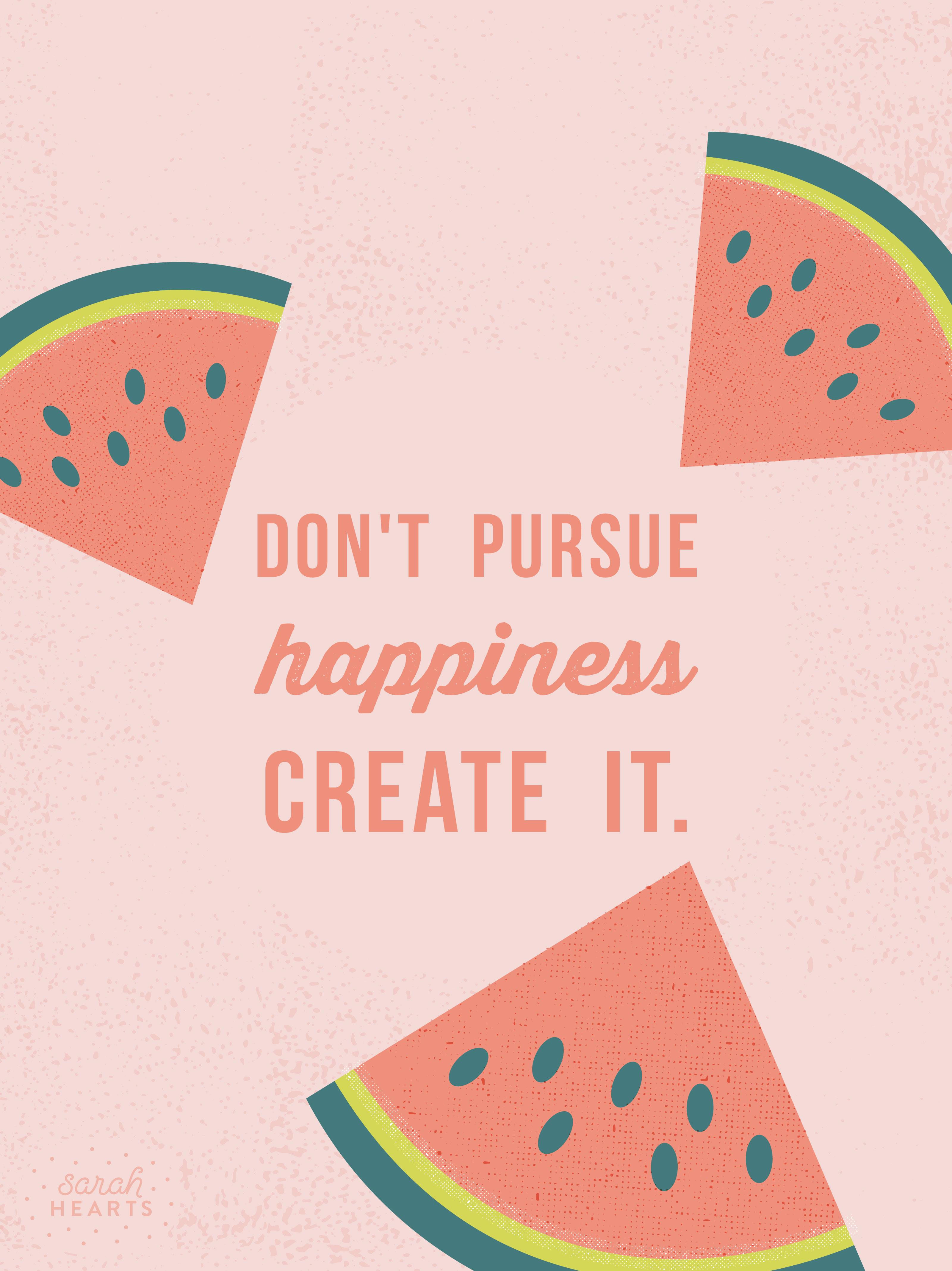Cute Wallpapers Pineapple Watermelon June 2015 Calendar Wallpaper Sarah Hearts