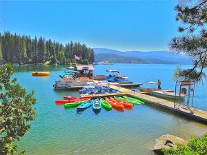 Shaver Lake California