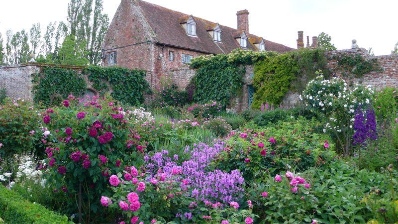 Image result for sissinghurst gardens