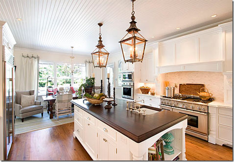 kitchen lanterns cabinet hardware placement in kitchens sarah jio over at my favorite things i ve decided that want to donate light fixtures goodwill and exchange them for old vintage