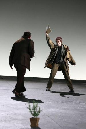 Sarah Labiner, Soprano. Jano (Jenufa): English National Opera 2016. Photo: Donald Cooper/Photostage