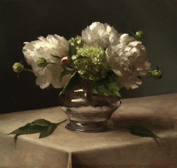 Sarah Lamb Still Life Paintings