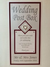 Ritz post box