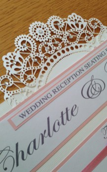Doily - hand crafted