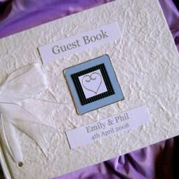 Cariad guestbook