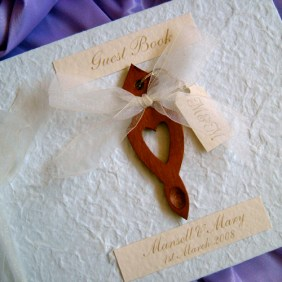 Lovespoon guestbook