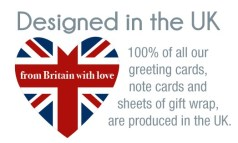 100% Designed In The UK