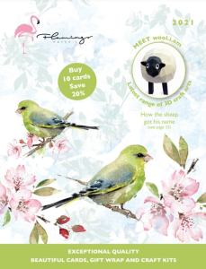 Link to 2021 Flamingo Paperie online brochure
