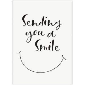 Sending A Smile image