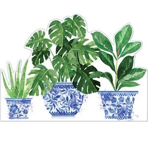Three Pots Card Design