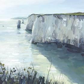 White Cliffs Card Design