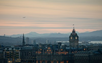 3 Days in Edinburgh