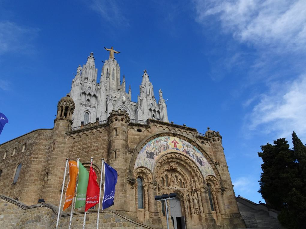 Opportunities to Live Abroad: Tibidabo