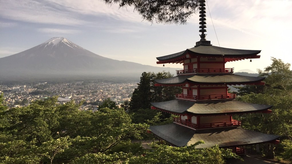 Opportunities to Live Abroad: Mt. Fuji