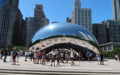 Expense Report: August 2019 Chicago, Wisconsin, + Minnesota Trip