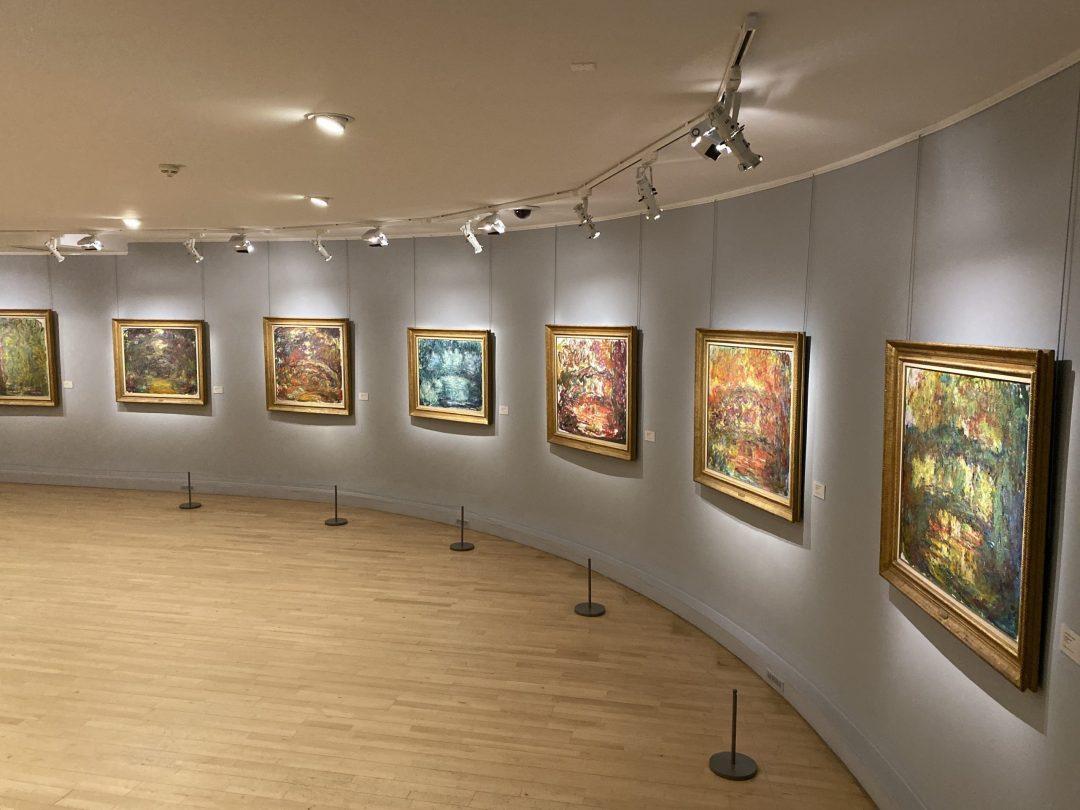 Marmottan Monet Museum: Monet gallery