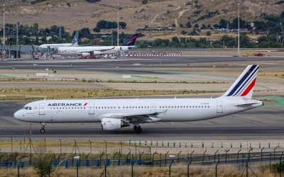 Flight Review: Air France Economy CDG to JFK