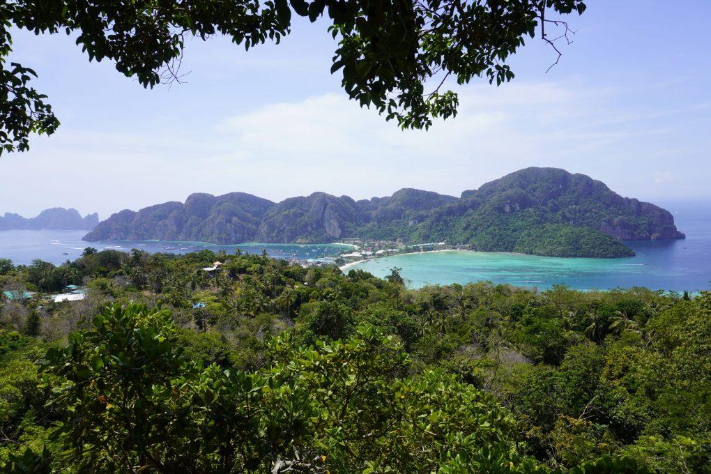 Viewpoint 3, Koh Phi Phi Don, Thailand