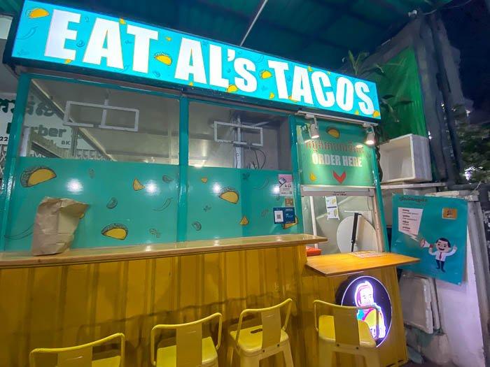 Al's Tacos in Phnom Penh, Cambodia