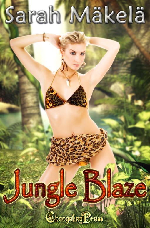 Jungle Blaze by Sarah Mäkelä