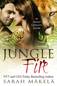 Book Cover: Jungle Fire