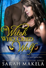 Book Cover: The Witch Who Cried Wolf