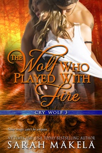 Book Cover: The Wolf Who Played With Fire
