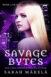Book Cover: Savage Bytes