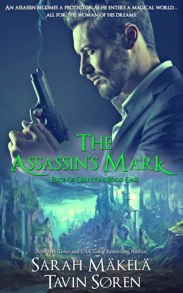 Book Cover: The Assassin's Mark