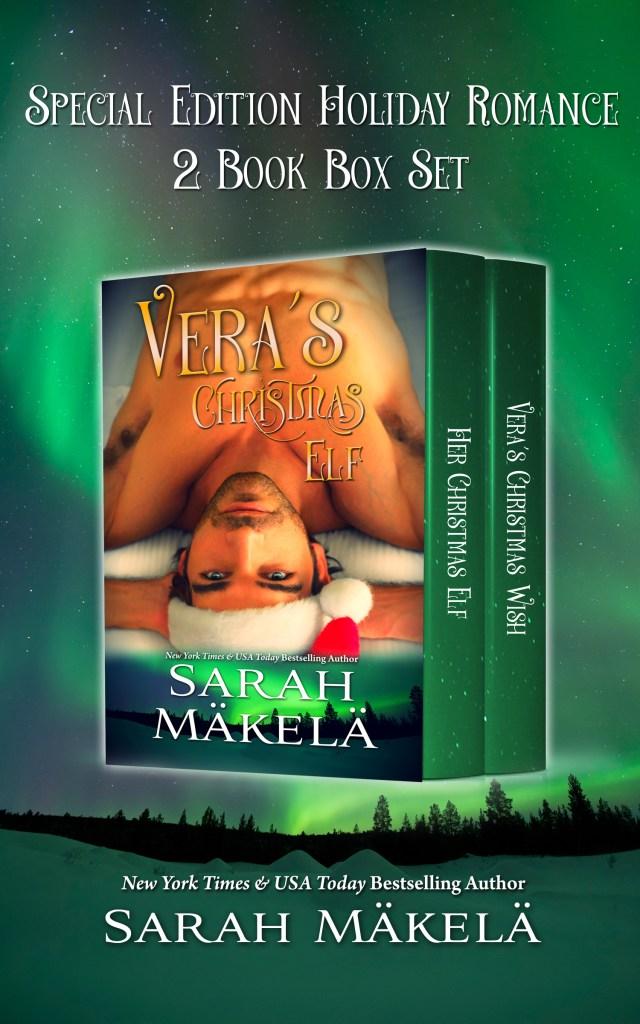 Book Cover: Vera's Christmas Elf