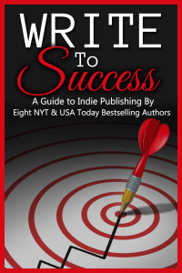 Book Cover: Write to Success