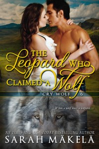 Book Cover: The Leopard Who Claimed A Wolf