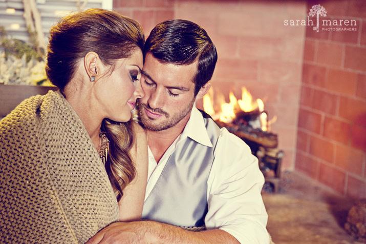 Modern Love Decor Inspiration Shoot by Sarah Maren Photography