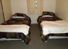 Romantic bunkhouse accommodations