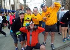 Marathon Maniacs!