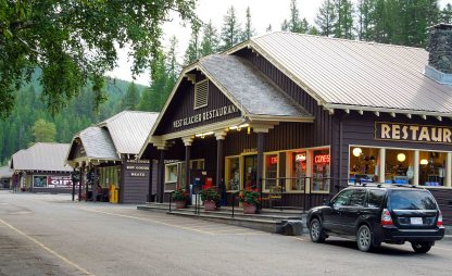 West Glacier Restaurant