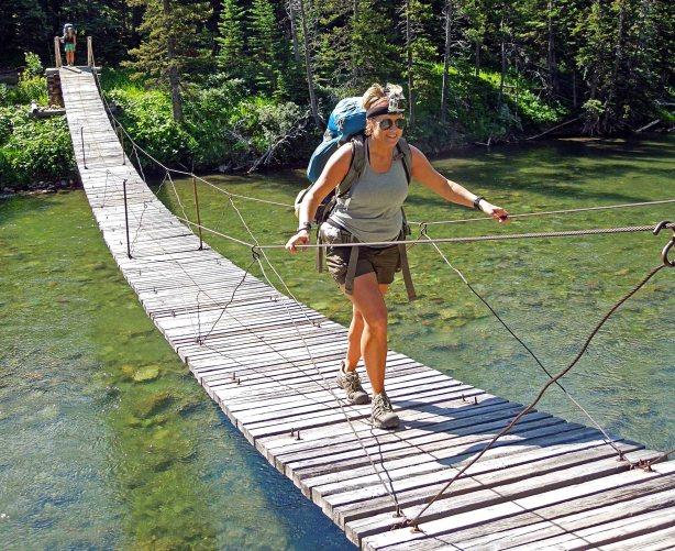 Glacier, Part 1 | Bridges, bears, & backcountry