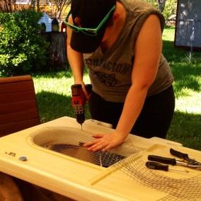 Laura | Chicken Coop Construction