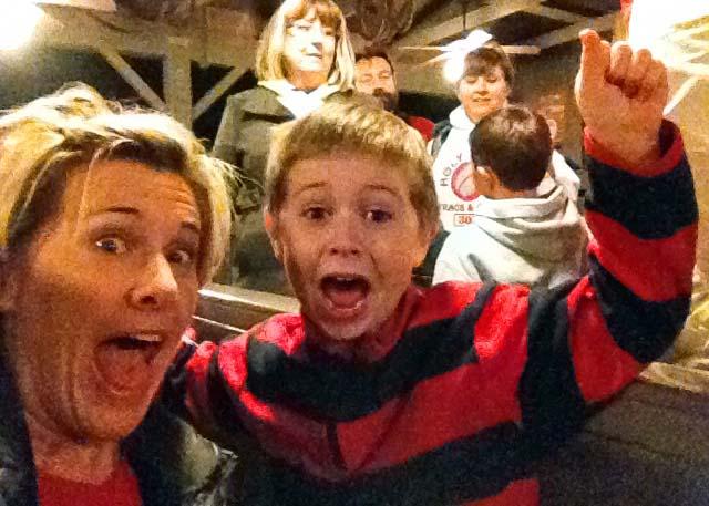 Rollercoaster Buddies!