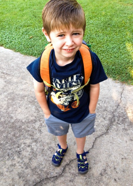 Last Day of First Grade