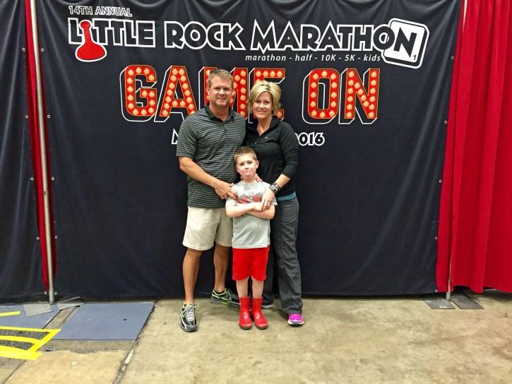 Little Rock Marathon Expo