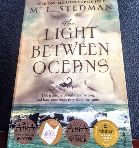 Book Review: The Light Between The Oceans by M.L. Stedman.