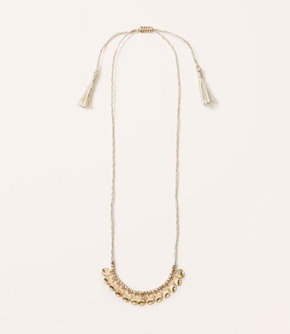 LOFT Delicate Dangle Necklace