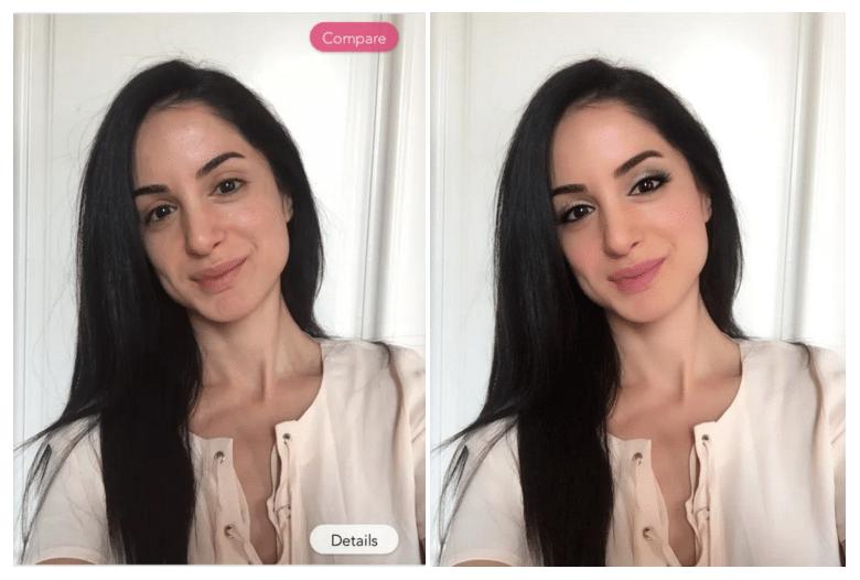 YouCam Makeup App Review SarahNajafi.com