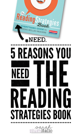 5 Reasons You Need The Reading Strategies Book