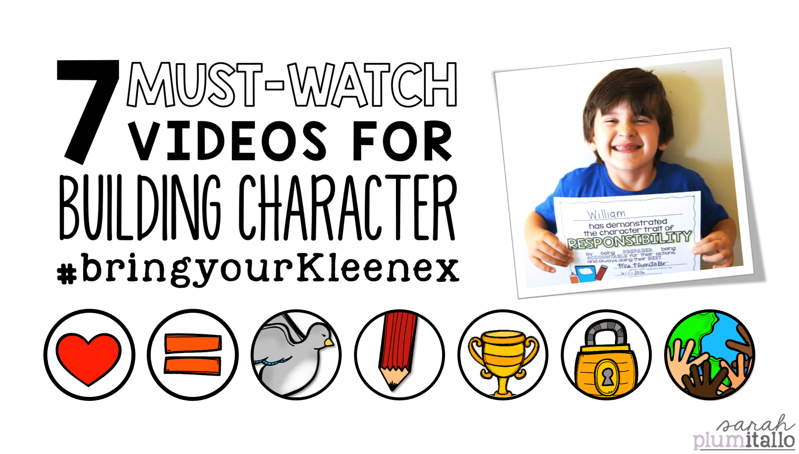 7 Must-Watch Videos for Building Character [ 682 x 1200 Pixel ]