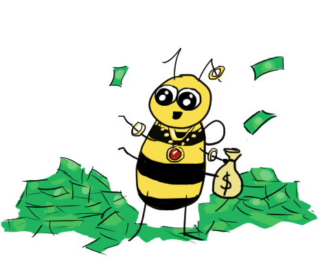 How You Can Make A Small Fortune Keeping Bees!