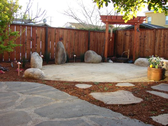 Backyard Zen Garden Inspiration Backyard Zen Garden Daily Dish