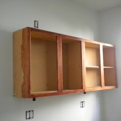 Hanging Kitchen Cabinets Tiny House Layout How To Hang Sarah S Big Idea